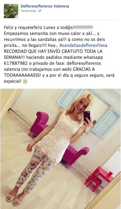 www.facebook.com/defloresyflorerosvalencia