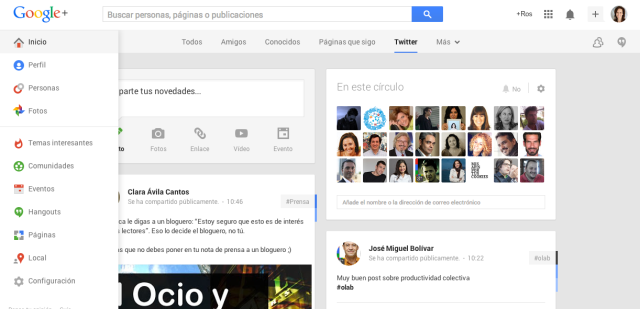 Búsqueda de comunidades #tutorial #googleplus